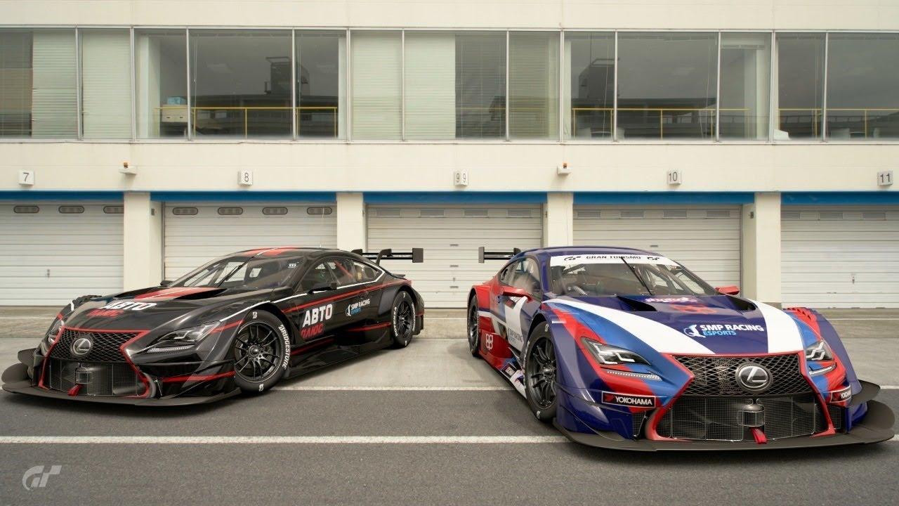 Четвёртая тестовая гонка чемпионата SMP Racing eSports