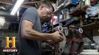 Forged in Fire: Bonus: Ben Abbott's Home Forge Tour | History