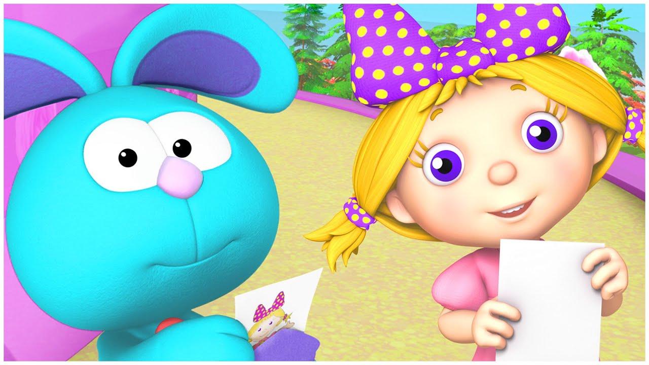 رسوم متحركة للاطفال   شجرة صندوق البريد  مجموعة   قناة براعم   الدنيا روزي   Spacetoon   Baraem