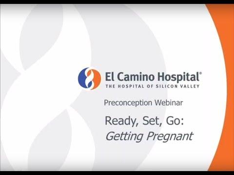 Free Webinar Series  Ready, Set, Go Getting Pregnant | El Camino Hospital
