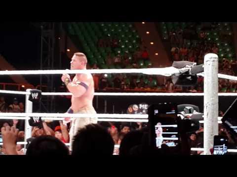John Cena 講中文.  John Cena Speaks Mandarin