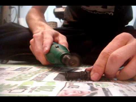 Clogged Spark Arrestor Screen Repair On A Stihl BG 86 Leaf Blower