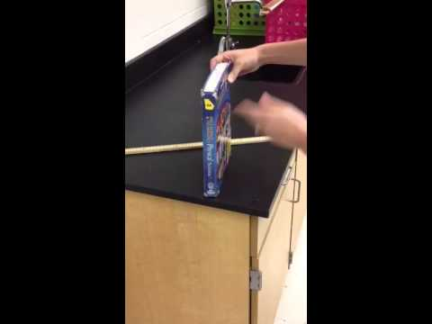 Using a spring scale