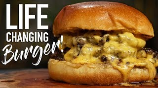 This Burger CHANGED MY LIFE  So EASY to make | GugaFoods