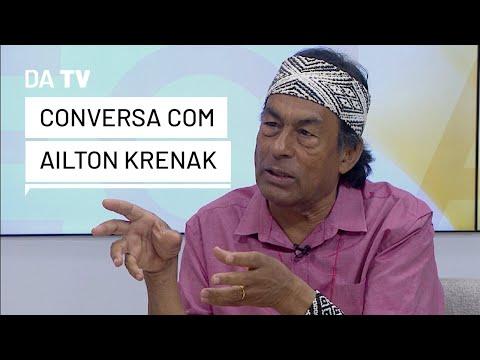 Bob Fernandes Entrevista Ailton Krenak | TVE Entrevista Especial