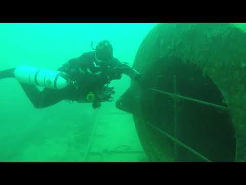 Scuba Diving In Chepstow 13/5/18
