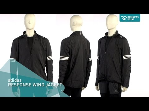 adidas Response Jacke Blau | adidas Deutschland