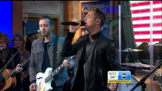 OneRepublic - If I Lose Myself (@ GMA)