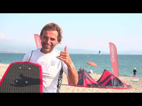 2019 Kitefoil World Series Gizzeria - Highlights Day 1
