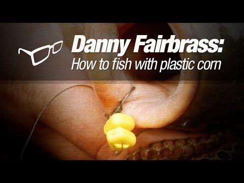 Danny Fairbrass - How To Carp Fish Using Plastic Corn