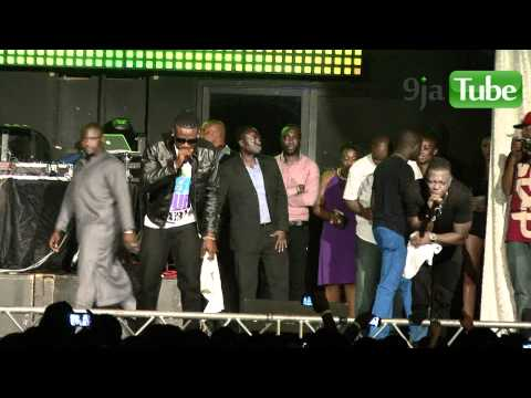Timaya Live On Stage - Nigeria Independence Night Reception 2011