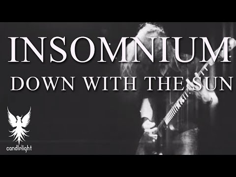 """INSOMNIUM - """"Down With the Sun"""" [Official Video]"""