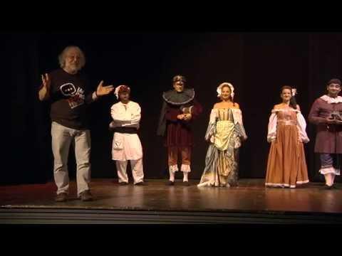 L'INEDITO. COMMEDIA DELL'ARTE - Improteatro Festival 2016