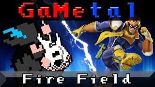 Fire Field (F-Zero) - GaMetal Remix