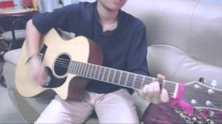 She Neva Know - Guitar cover Xù Acoustic