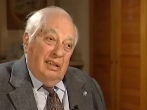Bernard Lewis - muslims about to take over Europe
