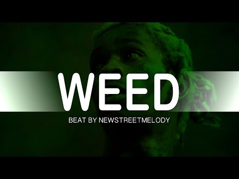 Young Thug Type Beat | *WEED* | Dope Trap Beat Instrumental 2017 | Beat by Newstreetmelody