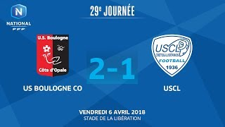 Boulogne vs Creteil full match