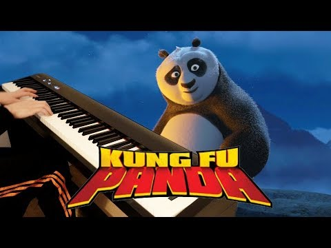 Kung fu Panda Piano Cover ''Oogway's Legacy''