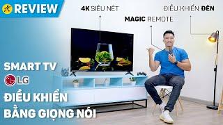 Smart Tivi 4K LG UN7290: giá tầm trung, nhiều công nghệ xịn, có AirPlay 2 • ĐỘC QUYỀN Điện máy XANH