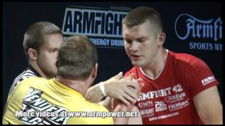 Armfight #42 - Michael Todd vs Sergey Tokarev