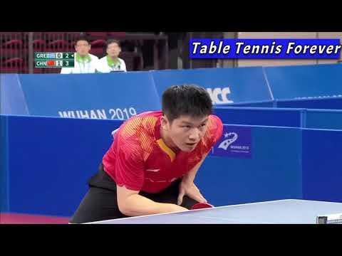 Download Fan Zhendong vs G. Stamatouris (World Military Games 2019)