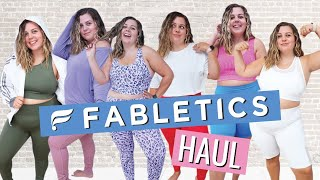 Huge Fabletics Try on Haul!!