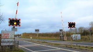 *Special, Very Rare Set-Up* Wallingford Level Crossing, Oxfordshire