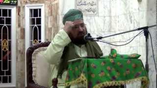 Waqia e Meraj (Part 1/4) By Allama Kaukab Noorani Okarvi 2013