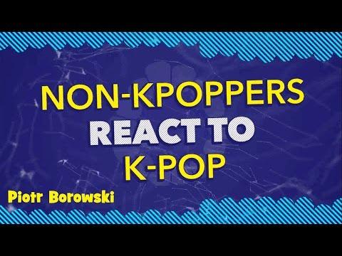 Nie-k-poperzy reagują na k-pop: Piotr Borowski