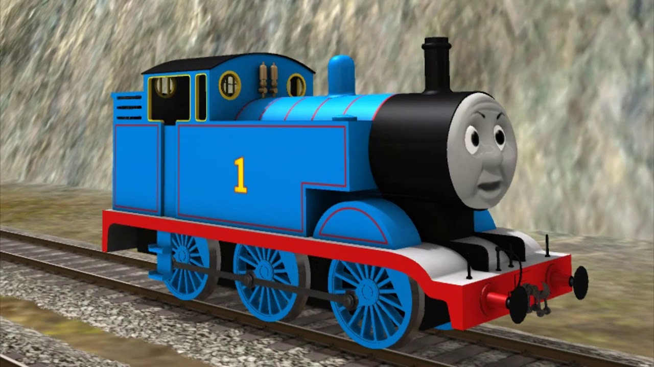 Wooden Railway Thomas And The Magic Railroad Chase | Wooden