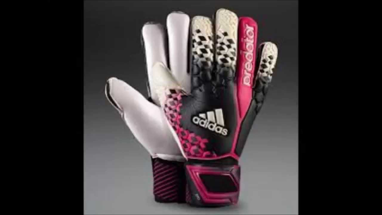 the latest 07558 b513c Top 10 goalkeeper gloves that are going to be used in the world cup 2014 -  YouTube