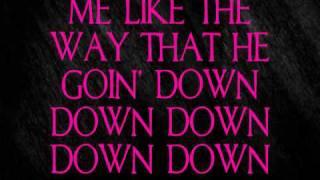 Nicole Scherzinger 50 cent right there lyrics