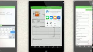 Invoice manager for iPad from Snappii