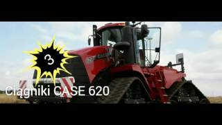 Top 5 największych ciągników rolniczych