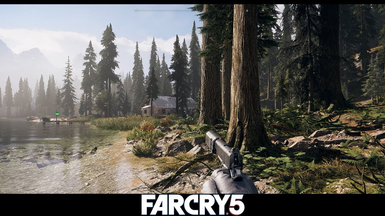 FAR CRY 5 - Gameplay   Max Settings   3440x1440   21:9   UltraWide - YouTube