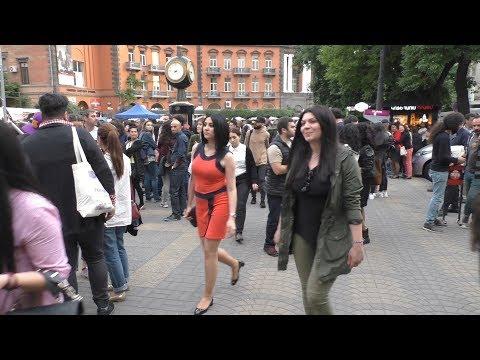 Yerevan, 16.05.18, We, Video-1, Abovyanov depi iravunkner.