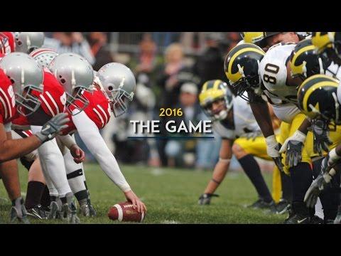 "Michigan vs Ohio State 2016 || ""Happy Together"""