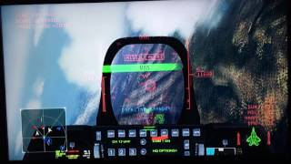 Area B7R  Campaign Mission #7  F-22A Mobius 2  Ace Combat Infinity