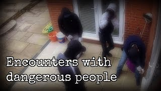 3 People Who SURVIVED Knife Attacks *GRAPHIC*