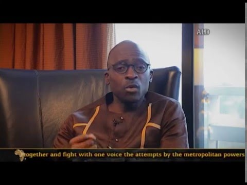 ALD Interview with Malusi Gigaba