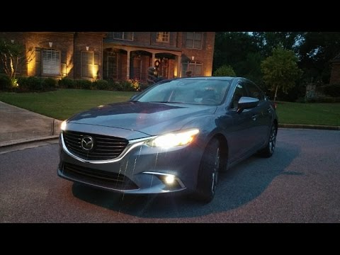 2016 Mazda6 Grand Touring Review Hi End Goos For Less