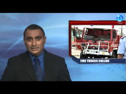 Fiji One News Bulletin 18/03/15