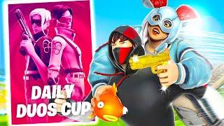 DUO CASH CUP w/ Muselk