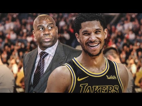 "Magic Johnson Warns Lakers Players About Josh Hart!! ""He's Coming For Your Spot!!"""