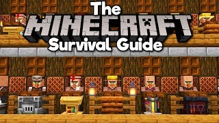 How To Fix A Villager Trading Hall! ▫ The Minecraft Survival Guide Tutorial Lets Play [Part 152] YouTube