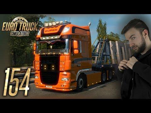 DAF TUNING PACK DLC | Euro Truck Simulator 2 #154