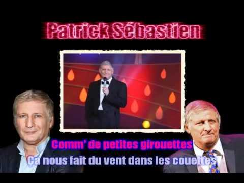 Patrick Sébastien - Tourner les serviettes - Karaoke