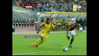 الحسن بانجورا يحرز هدف التعادل لغينيا بمرمى الحضري .. فيديو