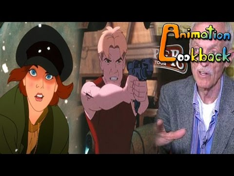 The History of Don Bluth 45  Animation Lookback